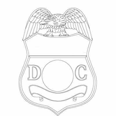 X-B01CR Custom Badge