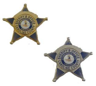 Lapel Pin - Virginia Sheriff's