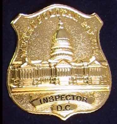 DC Officials Badge